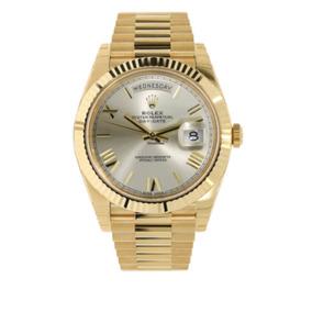 90c1a035d91 Rolex Presidente Ouro 18k Masculino - Relógio Masculino no Mercado ...