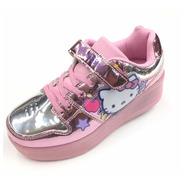 Tenis Patin Luces Hello Kitty Originales ¡envío Gratis!