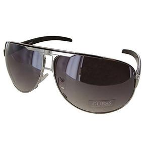 3d5c91bc5f Guess Hombre Gu6591 Gafas De Sol De La Manera Del Aviador,