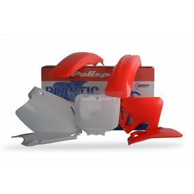 Kit Plásticos Honda Cr 125 95-97 Cr 250 95-96 Polisport Oem
