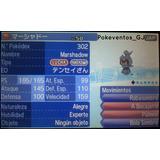 Pokémon Competitivos Shiny 6 Ivs Para Xy Oras Y Sol Luna