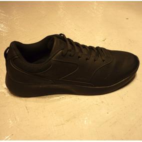 Zapatos Umbro Originales Para Hombres - Um-16521m - Black