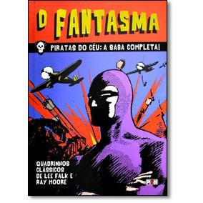 Fantasma, O: Piratas Do Céu, A Saga Completa - Vol.1 - Cole