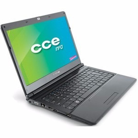 Notebook Cce Win Titan 123s Core I5