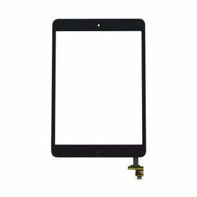 Tela Vidro Touch Ipad Mini 2 A1489 A1490 A1491 Preto