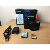 Sony Rx100 V Cámara Compacta Premium Video En 4k