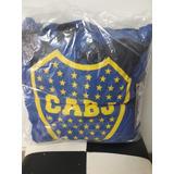 Almohadon De Boca Juniors Producto Con Licencia Oficial