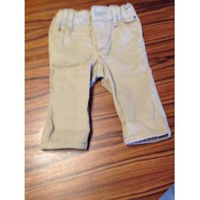 Calça Jeans, Bege E Saruel ( 4 Peças)