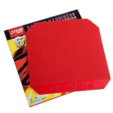 Dhs 651 Ping Pong Tabla De Goma De Caucho De Goma (rojo)