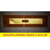 Cocuyo Lateral Cruce Chevrolet C10 C30 1981 - 1989