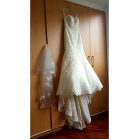 Vestido De Novia (de Tules & Novias) De Oferta. Nuevo