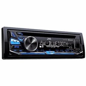 Stereo Jvc Kd-r870bt Usb Mp3 Bluetooth - Negro