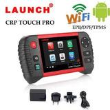 Escaner Automotor Multimarca Launch Crp Touch Pro Wifi