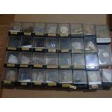Colección De Piedras Y Minerales Raros En Caja C/u
