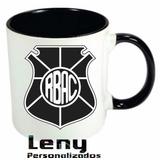 Caneca Personalizada Porcelana Vasco,botafogo,atletico Mg,