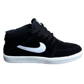 Tênis Sapato Casual Homem Nike Sb Suketo Botinha Skateboard
