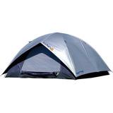 Barraca Barato Acampamento Camping Lazer Mor Luna 5 Pessoas