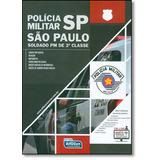 Polícia Militar Sp: São Paulo Soldado Pm De 2 Classe