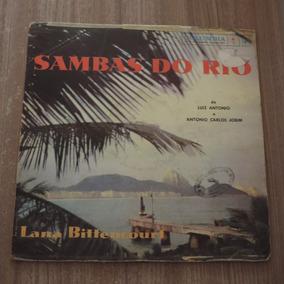 Lp Lana Bittencourt Sambas Do Rio De Tom Jobim E Luiz Antoni