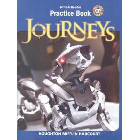 Grade journey livros no mercado livre brasil journeys write in reader practice book grade 4 fandeluxe Image collections