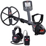 Detector De Metales Minelab Ctx 3030 Oro Busca Metal Tesoro