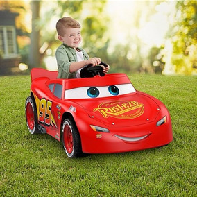 Rayo Mcqueen Power Wheels De La Película Cars 3