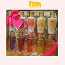 Victorias Secret Kit Com 5 Pares Lotion E Body Wash 60ml Cd