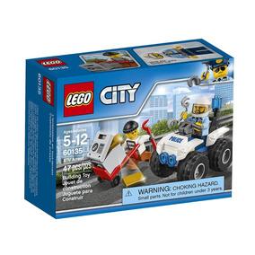 60135 Lego City - Detenção Com Veículo Off-road