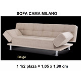 Elegant Sofacama Milano,chaide1 1/2 Plaza Envio Gratis Quito