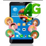 Tablet Pc 7 4g Lte 3g Interno Telefono Android Gps Dual Sim