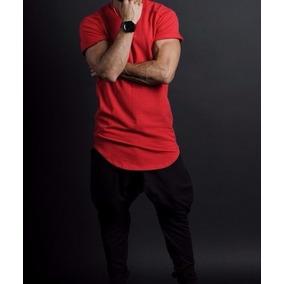 Camiseta Oversized Camisa Swag Masculina Longline Promoção