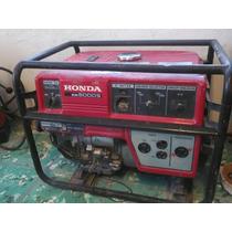 Generador Marca Honda Motor De Gasolina
