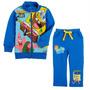 Conjunto Mono Sweter Niño Deportivo Ropa De Niños A4153 Rym