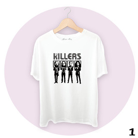 Remeras The Killers