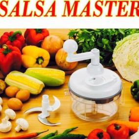 Picador De Verduras Salsa Master