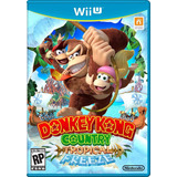 Juego Donkey Kong Country Tropical Freeze Para Wii U Fisico