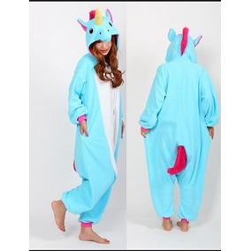 Pijama Unicórnio Kigurumi + 1pelúcia Unicónio Pronta Entrega