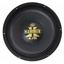 Alto Falante Woofer Eros E 12 Hammer 4.7k 2350w Rms 12pol 2o
