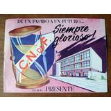 Folleto Campaña Para Nueva Sede Club Nacional Futbol 1943