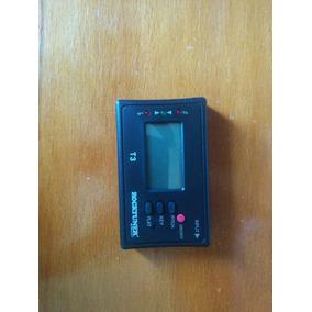 Afinador Warwick Digital Chromatic Rocktuner Rt T3