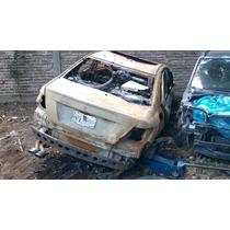 Mercedes Benz Chocado No Quemado Dado De Baja 04 Alta Motor