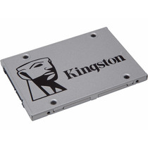 Ssd Kingston 120gb Uv400 Ssdnow 2.5 Sata Iii 550mb/s