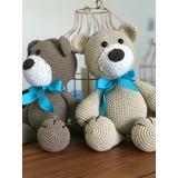 Ositos Tejidos Al Crochet, Amigurumis. Ideales Para Bebé