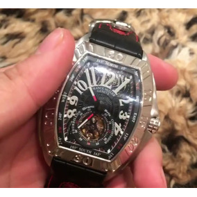 9589ce664fc Relógio Automático Franck Muller Novo S. Uso Pronta Entrega