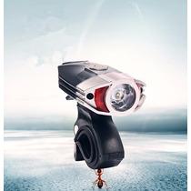Lámpara Frontal Ultra Ligera Raypal Para Bicicleta (80gr)