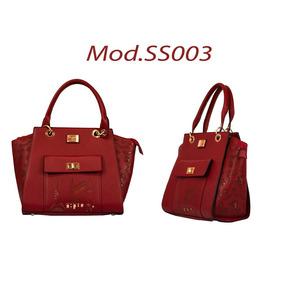 Bolsa Original Para Dama Marca Ted Lapidus Mod.ss003