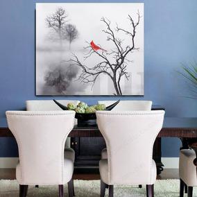 Gran Moderno Abstracto Lienzo Impresión Pintura Cuadro Pared