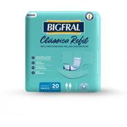 Refil Prot Para Fraldas Descatáveis Bigfral Clássica - 20 Un