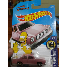 Hotwheels The Simpsons