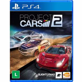 Project Cars 2 Edição De Lançamento - Ps4